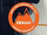 Prijswinnend met Web Performance Scan