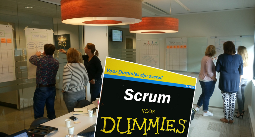 Scrum voor dummies training