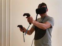 Virtual Reality Gamen