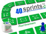 Mijn presentatie 40 sprints bij Centraal Beheer