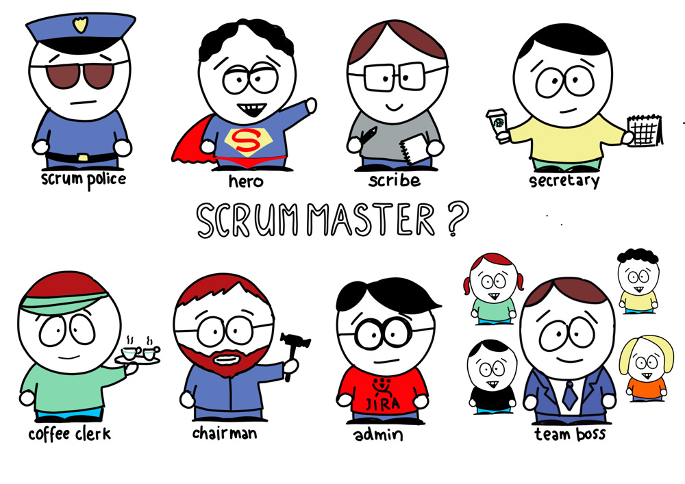 Misvattingen over de rol van Scrum Master