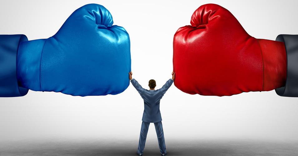 Scrum Master rol als bemiddelaar bij conflicten