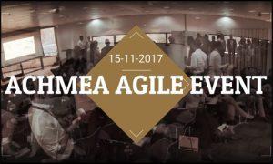 Achmea Agile Event