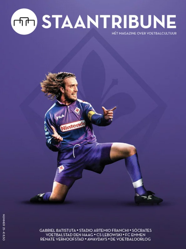 Voetbalcultuur Staantribune 25