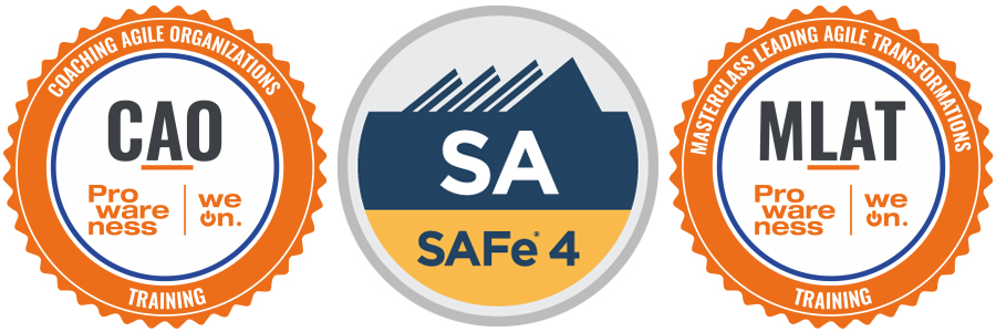 Certificaten SAFe CAO MLAT