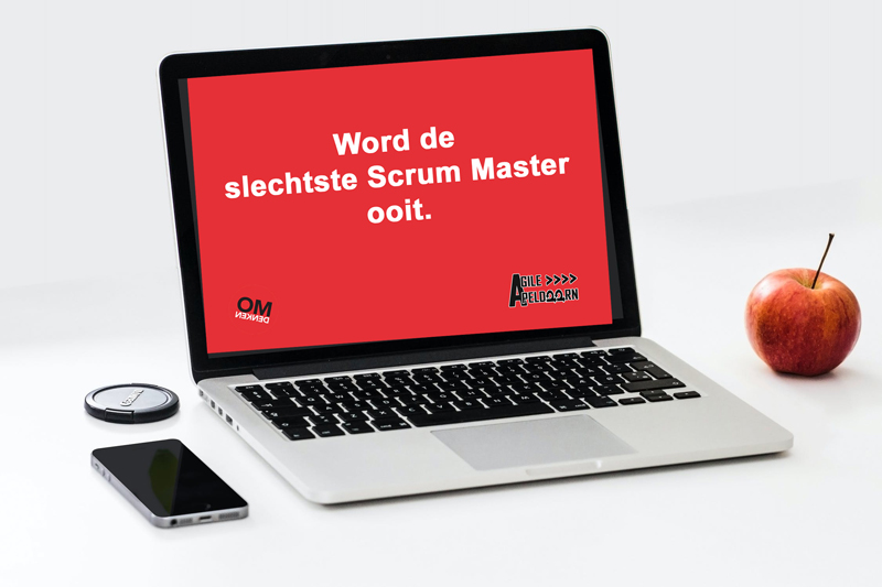 Slechtste Scrum Master workshop