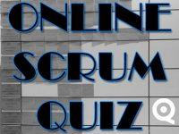 Online Scrum Quiz