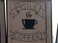 Agile Coffee faciliteert groepsgesprek met open agenda